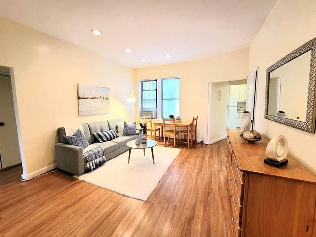 1706 Commonwealth Ave 12A, Boston, MA 02135 (MLS #72730744) :: The Duffy Home Selling Team
