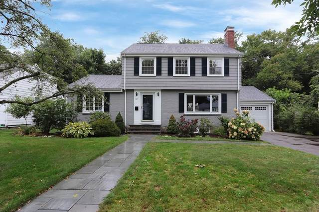 29 Great Meadow Rd, Newton, MA 02459 (MLS #72730796) :: The Duffy Home Selling Team