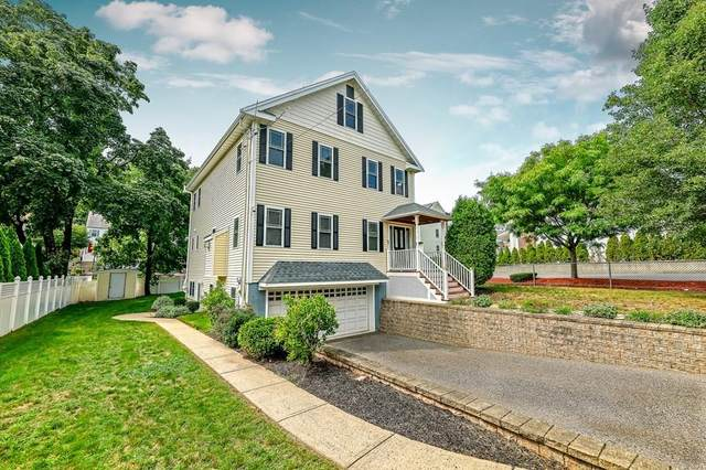 23 Grew Avenue, Boston, MA 02131 (MLS #72730830) :: Anytime Realty