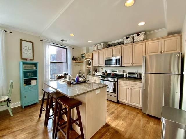 454 Hanover Street #1, Boston, MA 02113 (MLS #72730846) :: Exit Realty