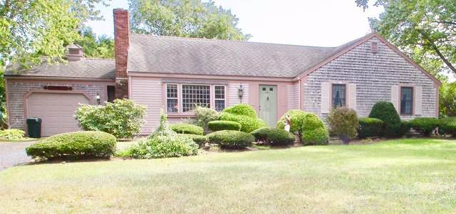 4 Weeks Pond Drive, Sandwich, MA 02644 (MLS #72730887) :: EXIT Cape Realty