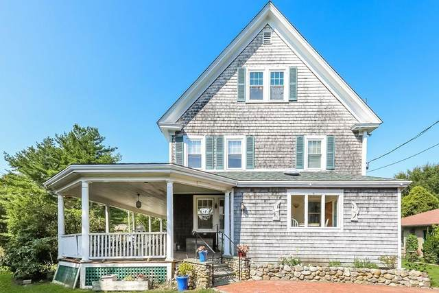 43 Beach St, Bourne, MA 02532 (MLS #72730905) :: EXIT Cape Realty