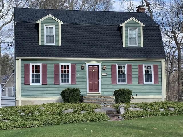 217 Massapoag Ave., Easton, MA 02356 (MLS #72730921) :: Westcott Properties