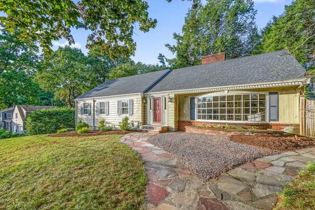 1 Old South Lane, Andover, MA 01810 (MLS #72730949) :: Walker Residential Team
