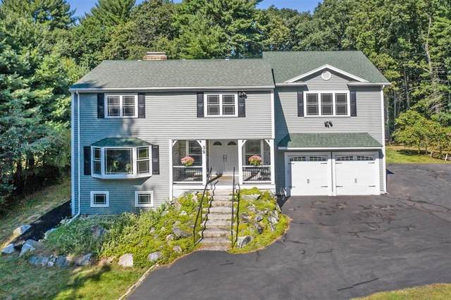 39 Farrwood Drive, Andover, MA 01810 (MLS #72730969) :: DNA Realty Group