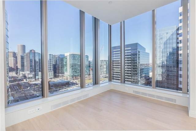 133 Seaport Boulevard #2002, Boston, MA 02210 (MLS #72731010) :: Walker Residential Team