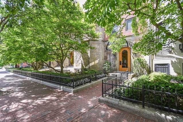 492 Beacon Street #13, Boston, MA 02115 (MLS #72731022) :: The Gillach Group