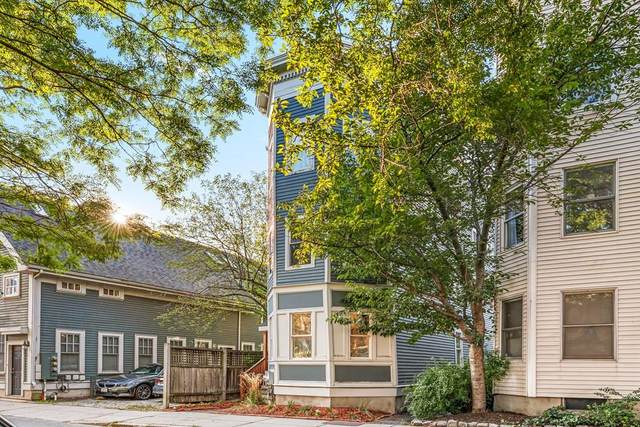 99 Brookline St #2, Cambridge, MA 02139 (MLS #72731033) :: Anytime Realty