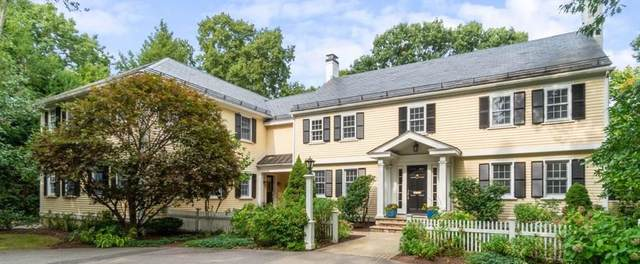 189 Cliff Road, Wellesley, MA 02481 (MLS #72731110) :: The Gillach Group