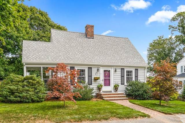 7 Terrace Court, Wakefield, MA 01880 (MLS #72731131) :: Anytime Realty
