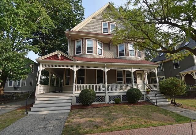 31-33 Garfield Street, Cambridge, MA 02138 (MLS #72731141) :: Exit Realty