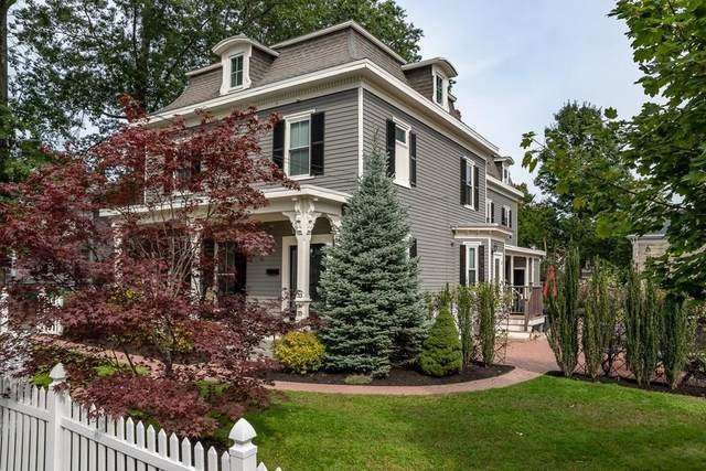 35 Waban St #35, Newton, MA 02458 (MLS #72731219) :: DNA Realty Group