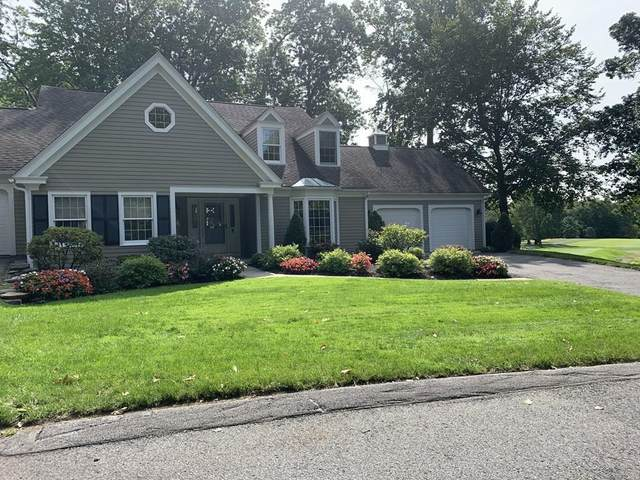 12 Hickory Hill #12, West Springfield, MA 01089 (MLS #72731307) :: NRG Real Estate Services, Inc.