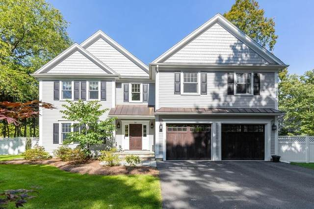 79 Manor Ave, Wellesley, MA 02482 (MLS #72731308) :: The Gillach Group