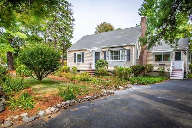 33 Brooksbie Rd, Bedford, MA 01730 (MLS #72731330) :: Zack Harwood Real Estate   Berkshire Hathaway HomeServices Warren Residential
