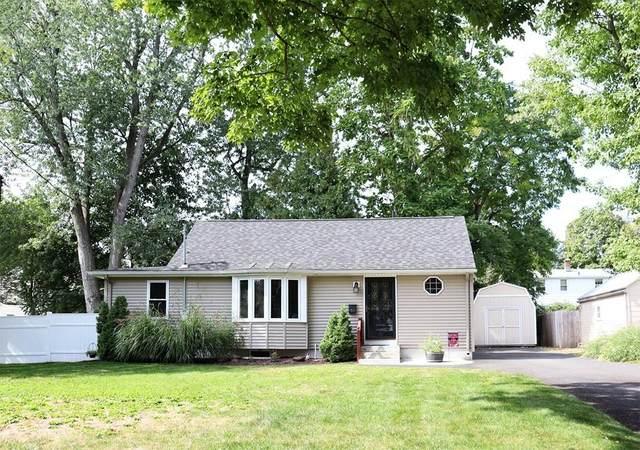 46 Brighton St, Springfield, MA 01118 (MLS #72731364) :: NRG Real Estate Services, Inc.