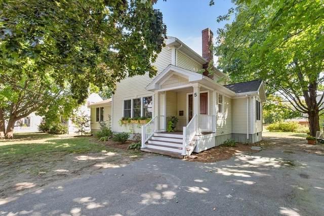 5 Mead Street, Danvers, MA 01923 (MLS #72731370) :: EXIT Cape Realty