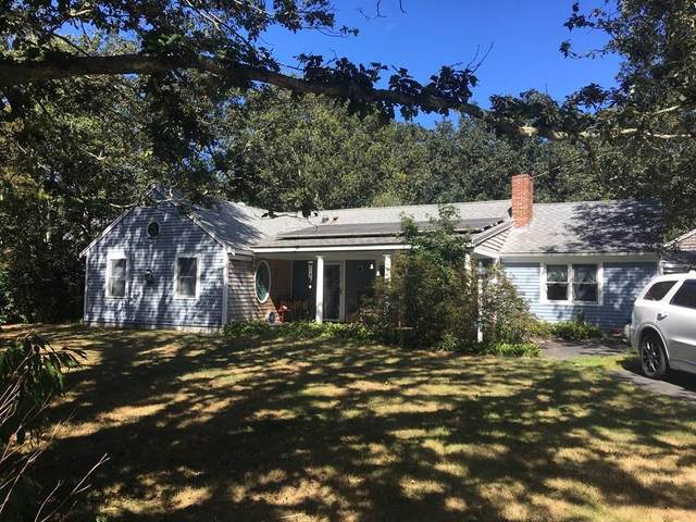 332 Cotuit Road, Sandwich, MA 02563 (MLS #72731406) :: EXIT Cape Realty