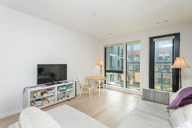 45 West Third Street #406, Boston, MA 02127 (MLS #72731408) :: Team Tringali