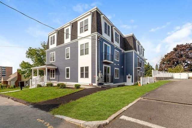 8 Greenleaf Place #302, Melrose, MA 02176 (MLS #72731430) :: Charlesgate Realty Group