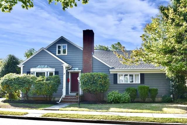 110 Hawthorn St., New Bedford, MA 02740 (MLS #72731431) :: Westcott Properties