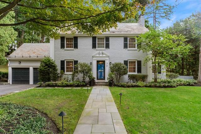 72 Emerson Road, Wellesley, MA 02481 (MLS #72731485) :: The Gillach Group