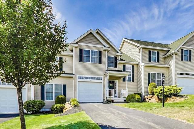 4 Innis Rd #4, Peabody, MA 01960 (MLS #72731498) :: Parrott Realty Group