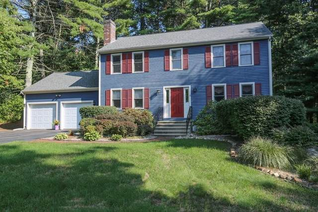 4 Annie Terrace Dr, Hudson, MA 01749 (MLS #72731588) :: Zack Harwood Real Estate | Berkshire Hathaway HomeServices Warren Residential