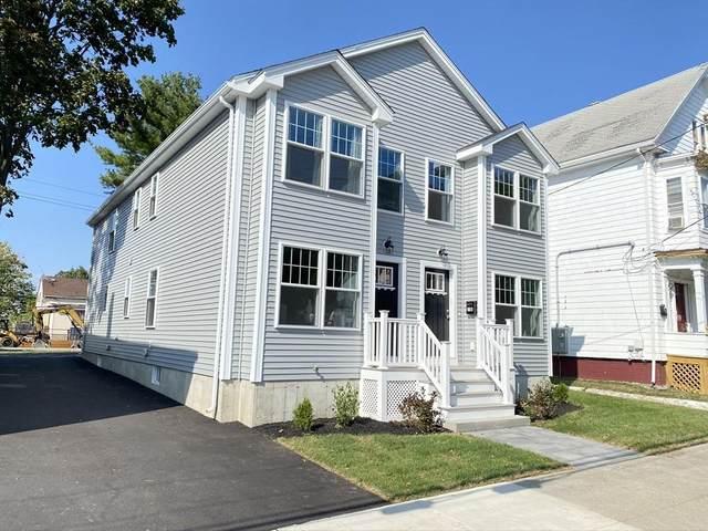 21 Hood St A, Lynn, MA 01905 (MLS #72731597) :: Zack Harwood Real Estate | Berkshire Hathaway HomeServices Warren Residential