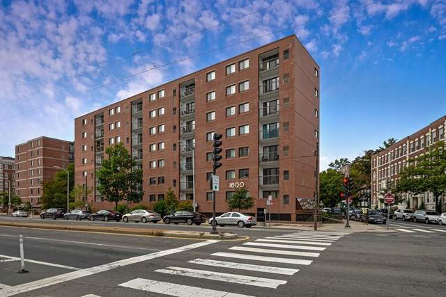 1600 Massachusetts Ave #601, Cambridge, MA 02138 (MLS #72731612) :: The Gillach Group