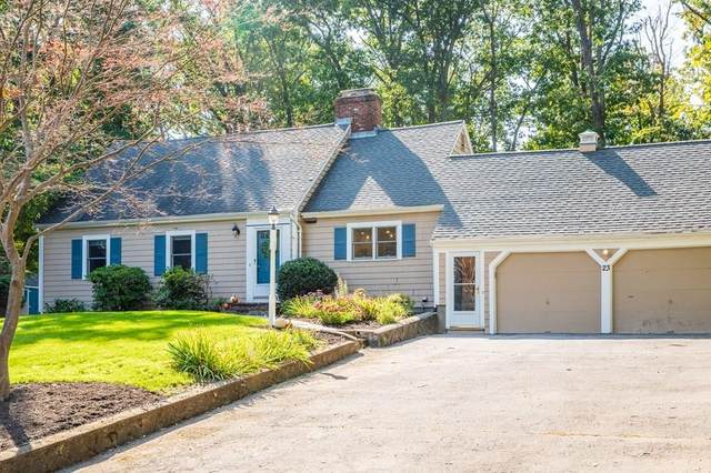 23 Alden Circle, Reading, MA 01867 (MLS #72731613) :: Anytime Realty