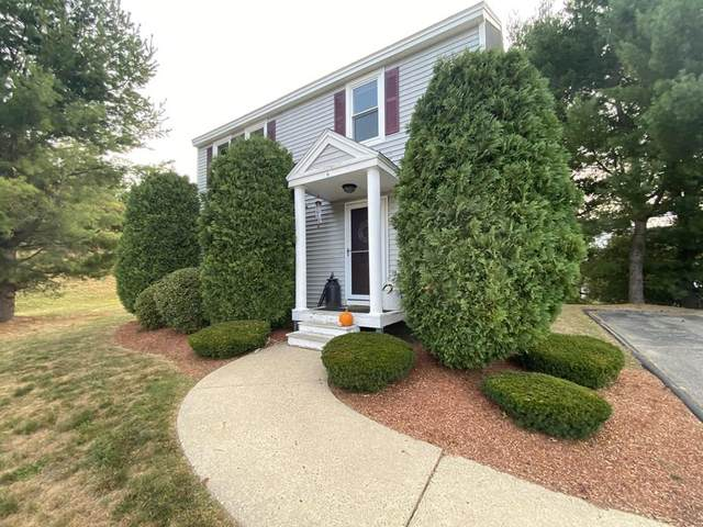 6 Warner Ln #6, Westminster, MA 01473 (MLS #72731622) :: Re/Max Patriot Realty