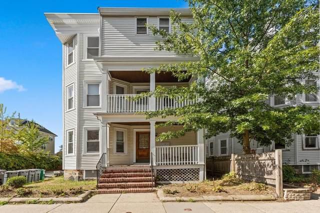19 Washburn Ave #3, Cambridge, MA 02140 (MLS #72731625) :: Walker Residential Team