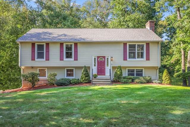 7 Mount Vickery Rd, Southborough, MA 01772 (MLS #72731638) :: Trust Realty One