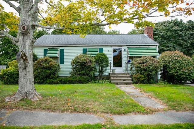 38 Cain Ave, Braintree, MA 02184 (MLS #72731645) :: Anytime Realty