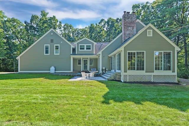 127 Fowler St, Upton, MA 01568 (MLS #72731662) :: Trust Realty One