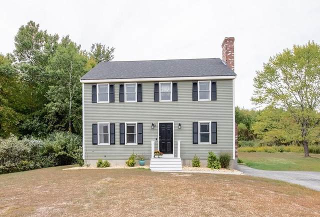 6 Myles Lane, Shirley, MA 01464 (MLS #72731672) :: Re/Max Patriot Realty