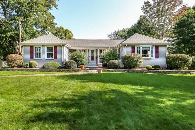 622 Bay Road, Stoughton, MA 02072 (MLS #72731696) :: DNA Realty Group