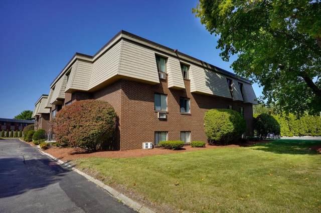 9 Hallmark Gdns #9, Burlington, MA 01803 (MLS #72731767) :: Exit Realty