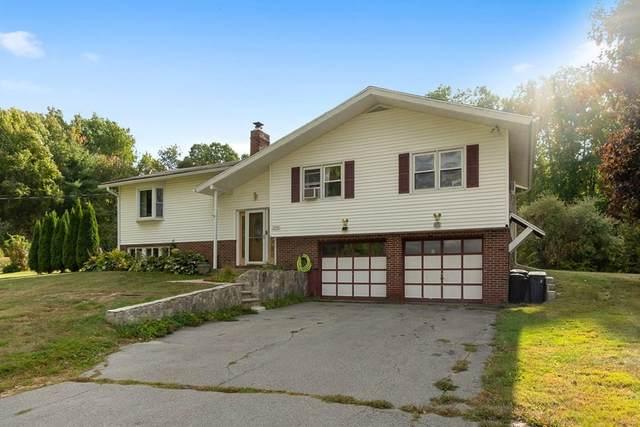 1340 Lancaster Ave., Lunenburg, MA 01462 (MLS #72731775) :: Re/Max Patriot Realty