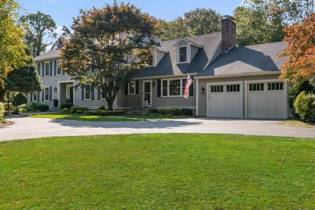 37 Old Connecticut Path, Wayland, MA 01778 (MLS #72731854) :: Westcott Properties