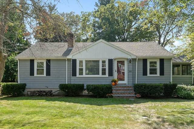 20 Shawsheen Ave, Wilmington, MA 01887 (MLS #72731881) :: Exit Realty