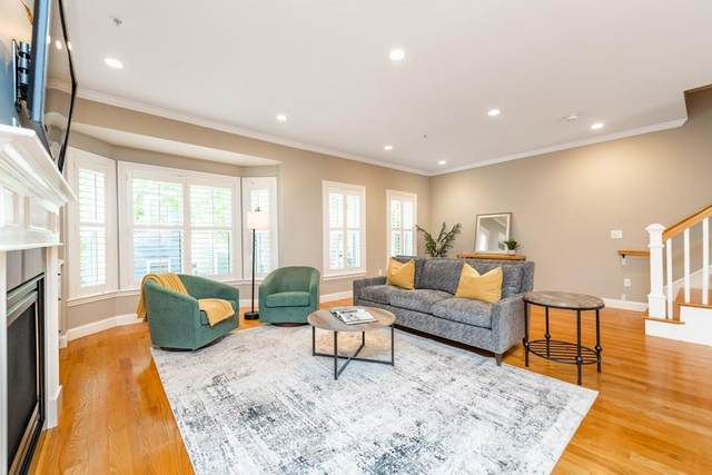 5 Albion Place A, Boston, MA 02129 (MLS #72731966) :: DNA Realty Group