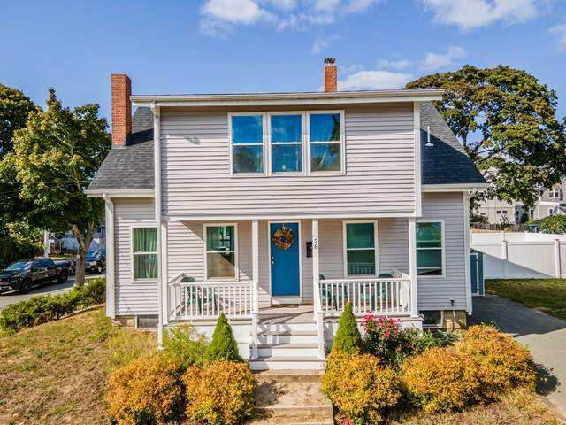 28 Hedge St, Fairhaven, MA 02719 (MLS #72731977) :: The Duffy Home Selling Team