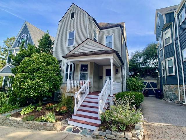 41 Ashfield St, Boston, MA 02131 (MLS #72731997) :: EXIT Cape Realty