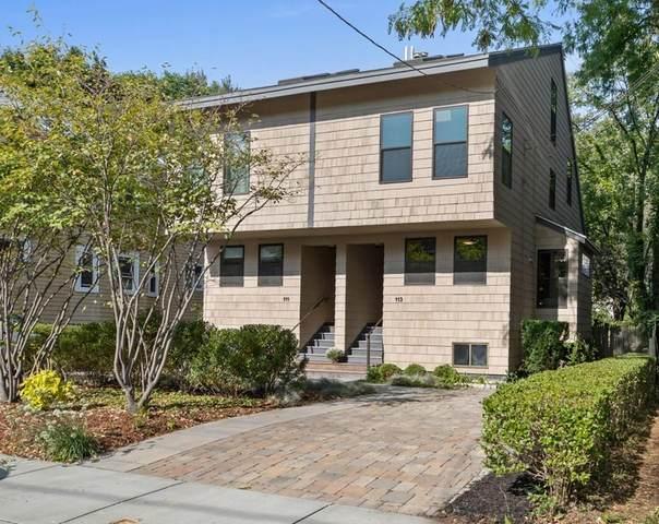 113 Chilton St. #113, Cambridge, MA 02138 (MLS #72732008) :: Walker Residential Team