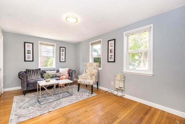30 Newman Road #2, Malden, MA 02148 (MLS #72732013) :: DNA Realty Group