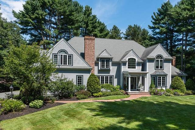381 South Street, Needham, MA 02492 (MLS #72732018) :: The Gillach Group