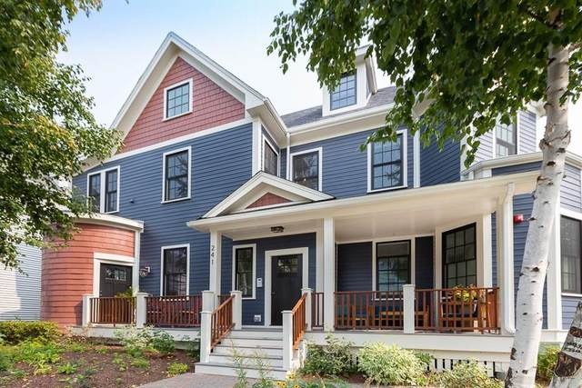241 School Street #5, Somerville, MA 02145 (MLS #72732032) :: DNA Realty Group