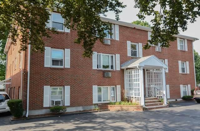 122 Decatur St #8, Arlington, MA 02474 (MLS #72732052) :: Berkshire Hathaway HomeServices Warren Residential